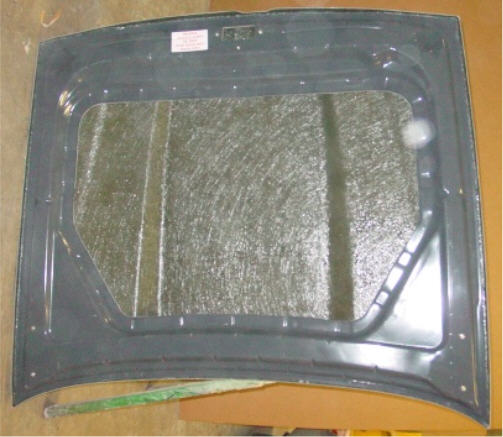98 20011 Ford Crown Vic Mercury Marauder Fiberglass Hood