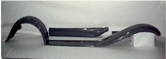 1932 Chevy Car Accessories Package