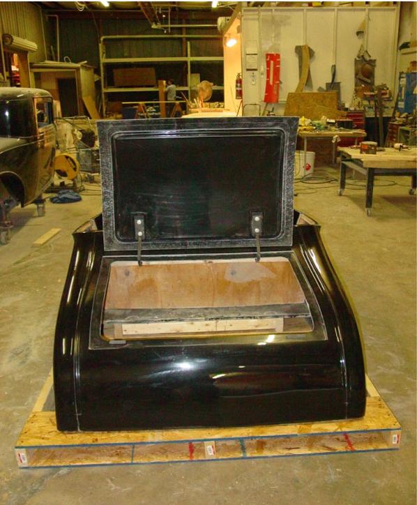 27 Ford Roadster Body - 1927 Roadster Body Fiberglass Body